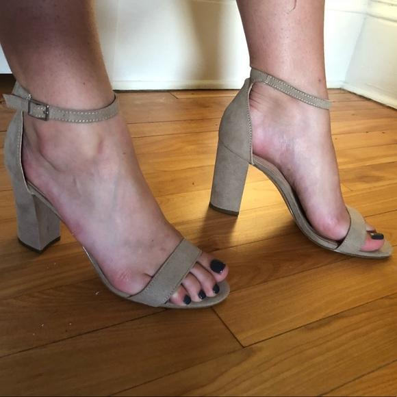 Never Been Worn Madden Girl Bella Heels